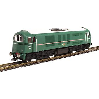 Hornby R3376 BR Class 71 E5022 BR Green Locomotive