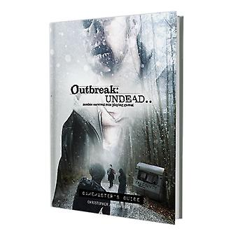 Gamemaster Guide: Outbreak Undead 2E: The Survival Horror Simulation RPG