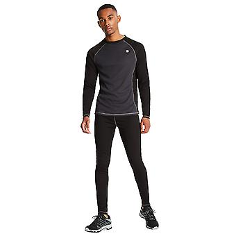 Dare 2b mens wicking thermische stretch Exchange Baselayer set