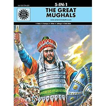 The Great Mughals by Anant Pai - 9788184824018 Book
