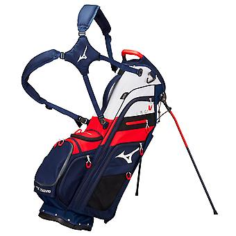 Mizuno Golf BR-D4 6 Way 12 Pocket Dual Strap Stand Tasche