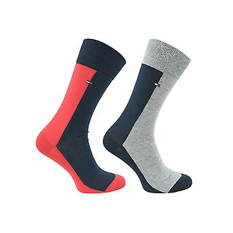 Tommy Hilfiger 2-Pack Socks 482027001-085 Mens socks