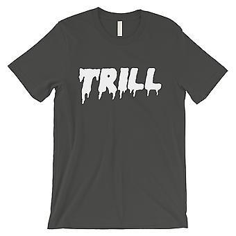 365 プリントトリルメンズクールグレーシングルモチベーション引用影響力Tシャツ