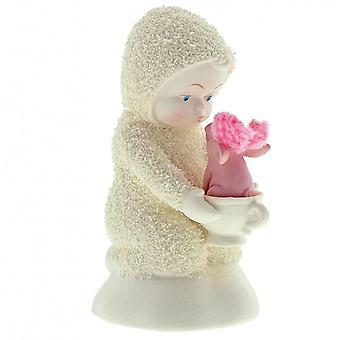 Snowbabies Teacup Pig Figurine