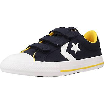 Converse Schuhe Star Player 3v - Ox Color Obsidian