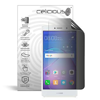 Celicious Privacy 2-Way Anti-Spy Filter Screen Protector Film Compatible with Huawei Mate 9 lite