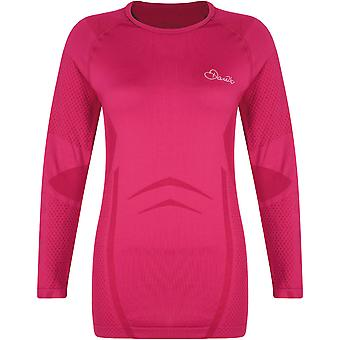 Dare2b das mulheres/senhoras Dare2b Zonal III Baselayer T-Shirt que Wicking