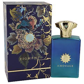 تشكيل ماوج بواسطة Amouage Eau De Parfum Spray 3.4 أوقية / 100 مل (رجال)