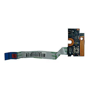 Compaq Presario CQ42-160TX korvaava kannettavan tietokoneen virtapainiketaulu kaapelilla