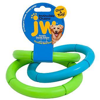 JW uovervinnelig kjeder Grande Triple (hunder, leker & Sport, tygge leketøy)