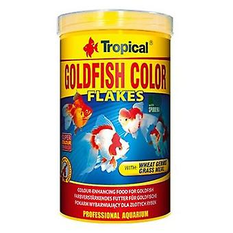 Tropical 77175 Goldfish Color 500 ml (Fish , Food , Warm Water)