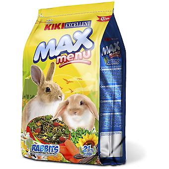 Kiki Nutri-Rod para Conejos Enanos Adultos (Small pets , Dry Food and Mixtures)
