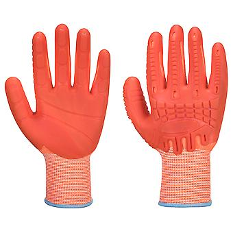 Portwest - 1 Paire Pack Supergrip Impact HR Cut Hand Protection Glove XXL