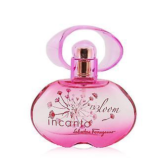 Salvatore Ferragamo Incanto Bloom Eau De Toilette Spray - 30ml/1oz
