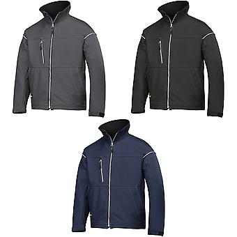 Snickers Mens Profiling Soft Shell Workwear Jacket