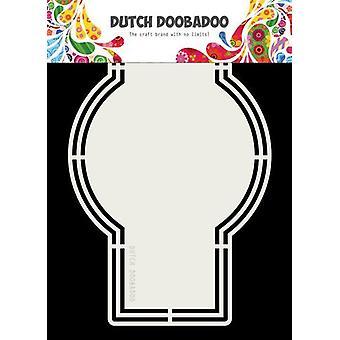 Hollandsk Doobadoo hollandske Shape Art Label A5 470.713.175