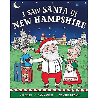 I Saw Santa in New Hampshire (I Saw Santa)