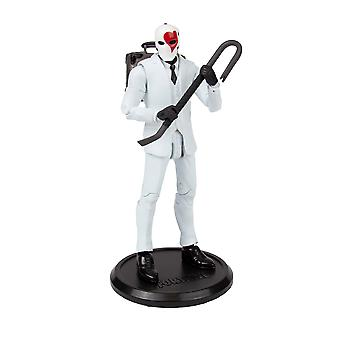 Wild Card Red Poseable Figure from Fortnite