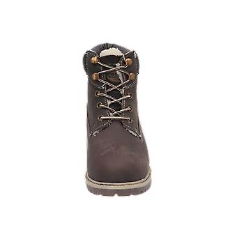 Dockers by Gerli 35FN701 Kids Boots Brown Lace-Up Boots Winter
