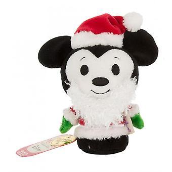 Hallmark Itty Bittys Santa Mickey Mouse - Collector Edition