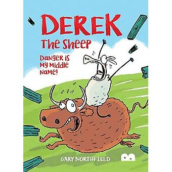 Derek The Sheep - Danger Is My Middle Name by Gary Northfield - 978099