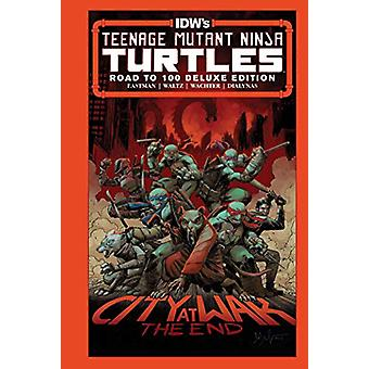 Teenage Mutant Ninja Turtles - One Hundred Issues in the Making by Kev