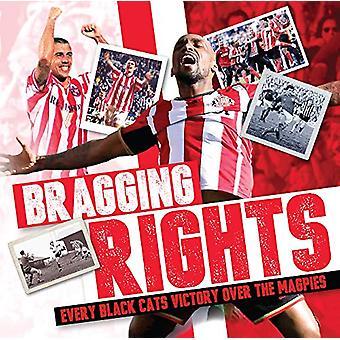 Sunderland Bragging Rights - 9781911502531 Book