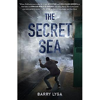 The Secret Sea by Barry Lyga - 9781250115249 Book