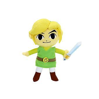 Virallinen Nintendo Legend of Zelda Link Plushie - 15cm