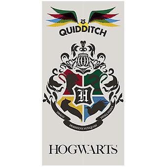 Toalha de Praia de Quadribol de Harry Potter