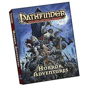 Pathfinder Roleplaying Game - Horror Adventures Pocket Edition by Jaso
