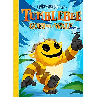 Wetmore Forest Tumblebee Goes for a Walk by Randy Harvey