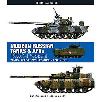Modern Russian Tanks - 1990-Present by Dr Stephen Hart - 9781782748694