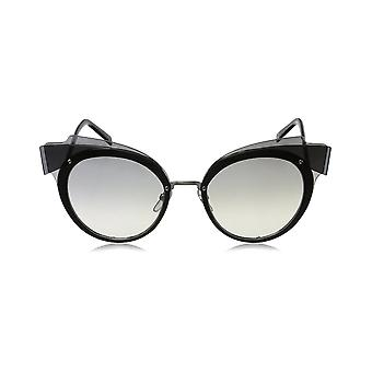 Marc Jacobs Marc 101/S Palladium/Grey Ladies Sunglasses - Palladium