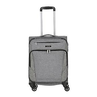travelite Jakku Handbagage Trolley S, 4 hjul, 54 cm, 33 L, grå