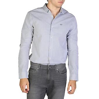 Man cotton long shirt t-shirt top ae94775