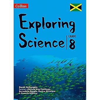 Collins Exploring Science: Grade 8 for Jamaica