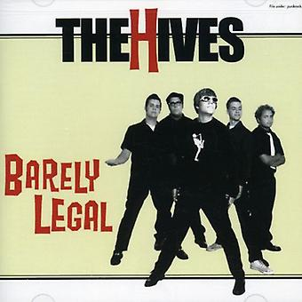 Barely Legal [CD] USA import