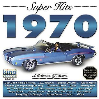 Super Hits 1970 - Super Hits 1970 [CD] USA import