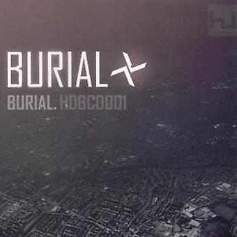 Burial - Burial [CD] USA import