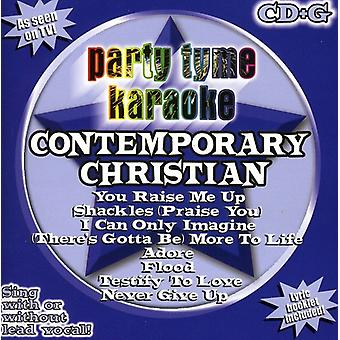 Party Tyme Karaoke - Party Tyme Karaoke: Vol. 1-Contemporary Christian [CD] USA import