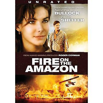 Fire on the Amazon [DVD] USA import