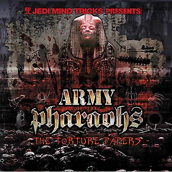 Jedi Mind Tricks Presents Army of the Pharaohs - Torture Papers [Vinyl] USA import