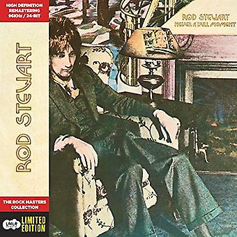 Rod Stewart - Never a Dull Moment [CD] USA import