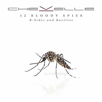 Chevelle - 12 Bloody Spies: R-Sides and Rarities [CD] USA import