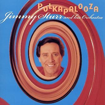Jimmy Sturr - import USA Polkapalooza [CD]