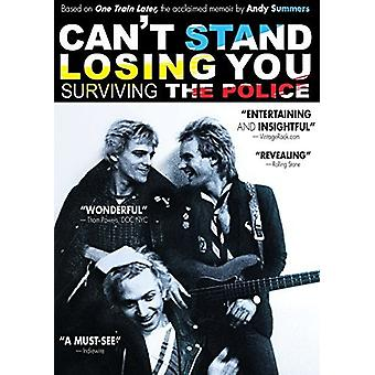 Can't Stand Losing You: Surviving the Police [DVD] USA import