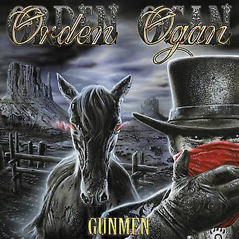 Orden Ogan - Gunmen [CD] USA import