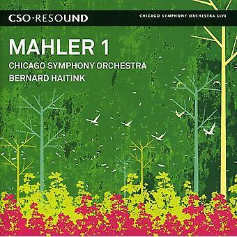G. Mahler - Gustav Mahler: Symphony No.1 [Sacd] [SACD] USA import