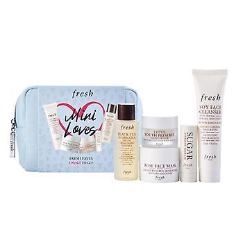 Fresh Mini Loves Fresh Faves Set (5 Pcs)  New With Bag